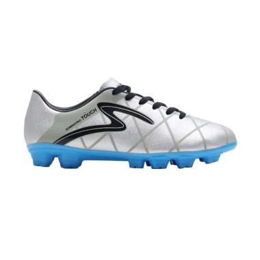 Specs Diablo FG Sepatu Sepakbola - Silver 100650