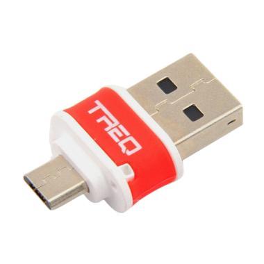 TREQ Mobile USB Flashdisk OTG [8 GB]
