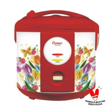 Magic com Cosmos CRJ-6305 Rice Cooker - Red