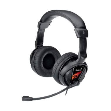 Genius RS HS-G500V Headset Gaming - Hitam