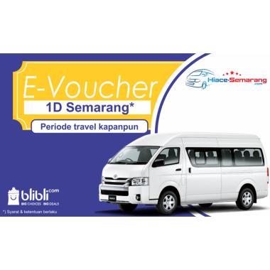 harga Hiace Semarang.com 1D Semarang E-Voucher Blibli.com