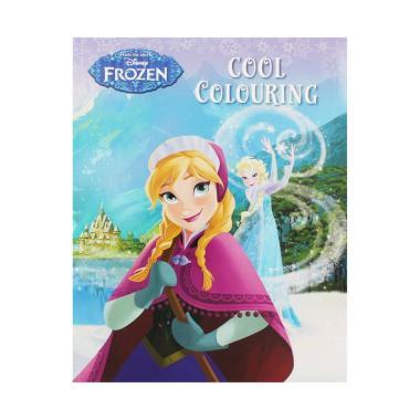 Buku Mewarnai Frozen Genius Jual Produk Terbaru Maret 2019