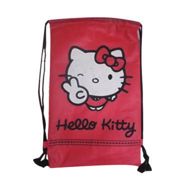 Kobucca Shop Hello Kitty Tas Serut Ransel Sekolah