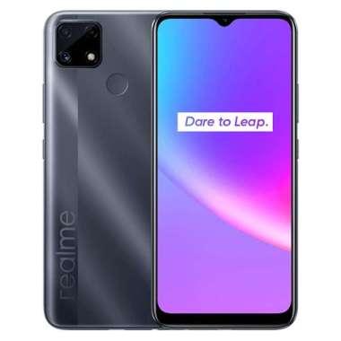 Realme C25 Smartphone [4GB-128GB] Gray