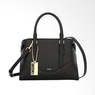 Bonia Classic Dreamer Satchel Bags Wanita - Black