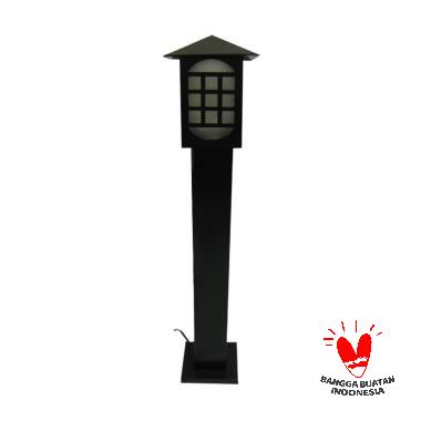 ATN LT 002 Minimalis Lampu Taman - Hitam