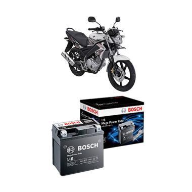 Bosch AGM RBTZ-5S Aki Kering Motor for Yamaha New Vixion 2010