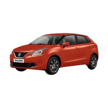 Suzuki Baleno 1.4 GLX Hatchback Mobil - Red
