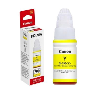 Canon GI-790 Cartridge Tinta Printer - Yellow
