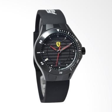 Ferrari Scuderia Grand Prix Limited ... ngan Pria - Hitam 0830134