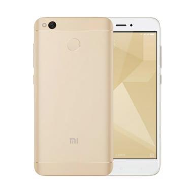 Xiaomi Redmi 4X Smartphone - Gold [16GB/2GB]