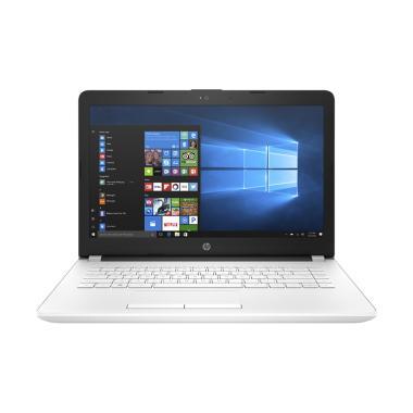 Notebook/Laptop HP 14-BS 008TX Note ... TB/DOS/DVDRW] Warna Putih