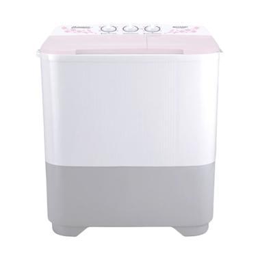 Sharp ES-T75MW-HK Washing Machine [7.5 Kg]