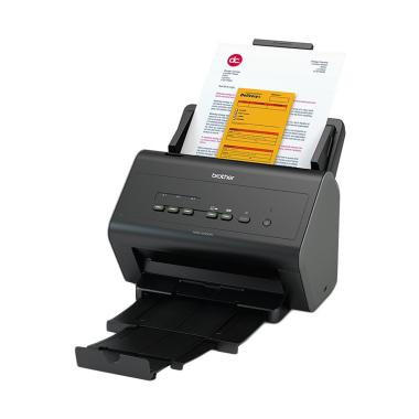 harga Brother ADS-2400N Dekstop Scanner with Network and 2 Sided Scan Blibli.com