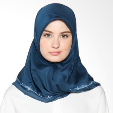 Elzatta Kaila Lazatta Hijab - Tosca Blue 429