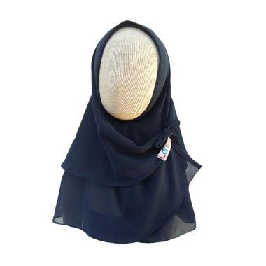 Laniea Khimar Thalita Jilbab Anak - Navy