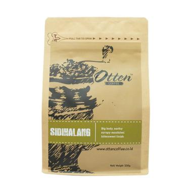 Otten Coffee Arabica Sidikalang Biji Kopi [200 g]
