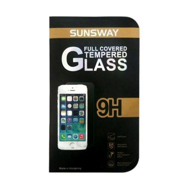 Sunsway Tempered Glass Screen Protector for Samsung A5 2017 [0.26 mm/2.5D]