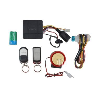 Vynix Alarm Remote Anti Maling with Starter Jarak Jauh for CS1