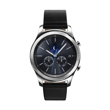 Samsung Gear S3 Classic Smart Watch - Silver