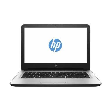 HP 14-AM126TX Notebook - Putih [Ci5-7200U/ 4GB/ DOS]