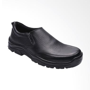 Handymen SS PA 05 Formal Office Safety Shoes Sepatu Formal - Black