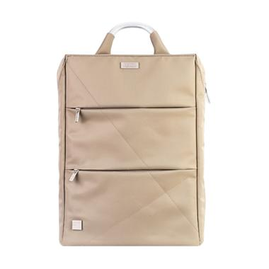 Remax 525 PRO Double Bag Backpack Original Tas Ransel Notebook - Gold