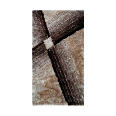 Vision NEWH 9 Royal Shaggy Karpet - Beige [80 x 150 cm]