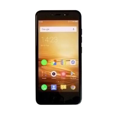 Evercoss U50A+ Winner Y Star Smartphone - Black [16GB/2GB]