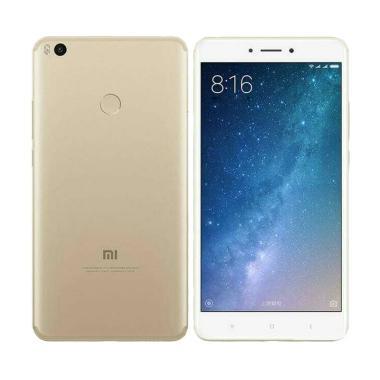 Xiaomi Mi Max 2 Prime Smartphone - Gold [64GB/ 4GB]
