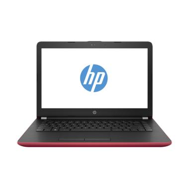 HP 14-BW005AU Notebook - Red [AMD A4-9120/4GB/500GB/14