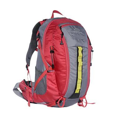 Trekking ARJ015 Carrier Hiking Outdoor Backpack - Merah