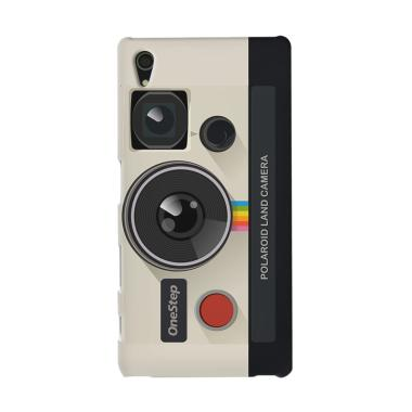 Premiumcaseid Retro Polaroid Camera Hardcase Casing for Sony Xperia Z4