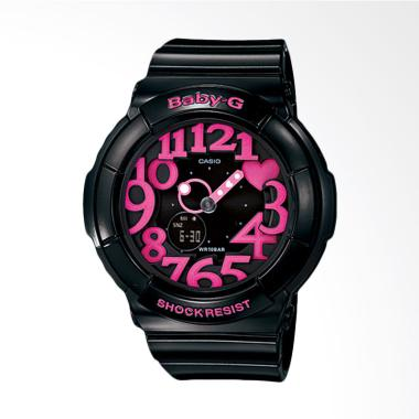 Casio Baby-G BGA-130-1BDR Water Res ... Jam Tangan Wanita - Black