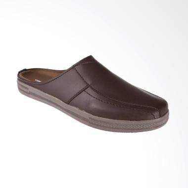 Yongki Komaladi Sepatu Pria - Coklat [HAS-521209]