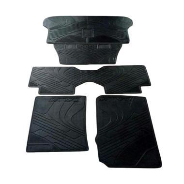 Bintang Makmur Karpet Lantai Mobil Untuk Toyota CALYA [1 Set/5 Lembar]