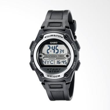 Casio Men's Digital Sport Watch Jam Tangan Pria - Black W756-1AVCR