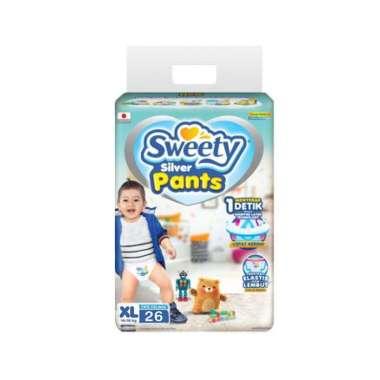 Sweety Silver Pants Popok Bayi [XL/26]