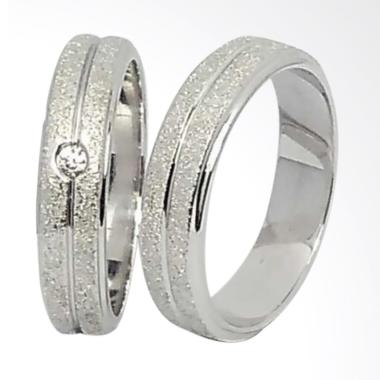San950 Paladium Original Cincin Couple