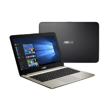 Asus X441NA-PQ401 Notebook - Black  ... 4200/4GB/500GB/Endless] -