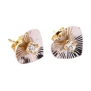 Rebecca  Anting Emas Kadar 75 - Gold Earring-WHIZLIZ