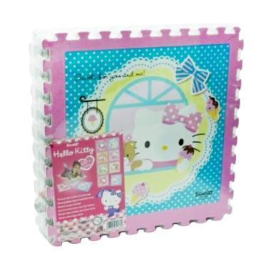 Evamats Hello Kitty Series Karpet [30x30 cm]