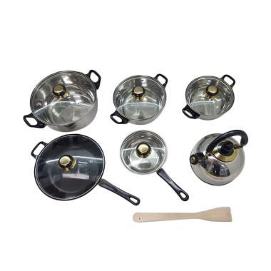 Nexia Cookware Stainless Set Panci
