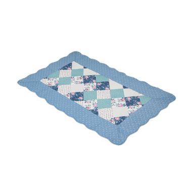 Vintage Story Handmade Shabby Quilting Extra Soft Karpet [90x150 cm]