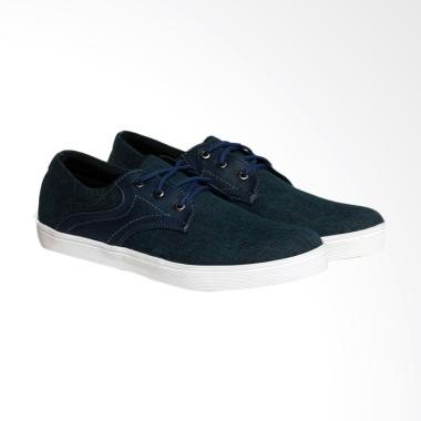 Frandeli Chilios Original Sneakers Sepatu Pria - Navy