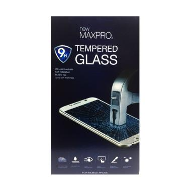 Maxpro Tempered Glass Screen Protector for Oppo F1s