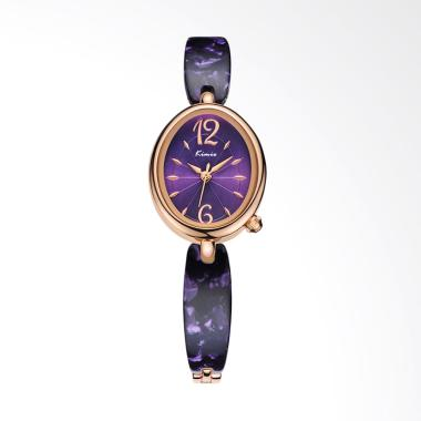 Kimio KW6040SP Simulate-Ceramics Wo ... am Tangan Wanita - Purple