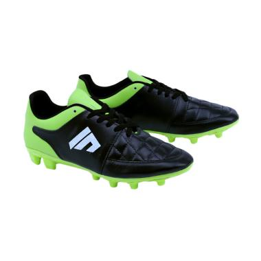 Garsel Sepatu Sepakbola Pria - Hitam [GEH 7504]