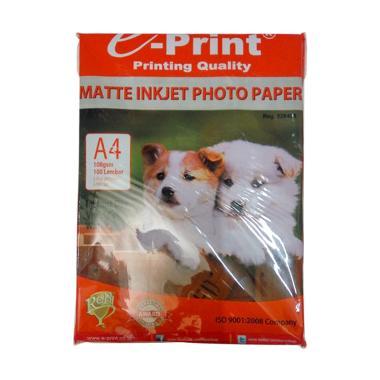 E-Print Inkjet Photo Paper [A4/ 108 gsm]