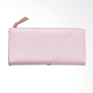 Aamour Bownie Wallet Dompet Wanita - Pink